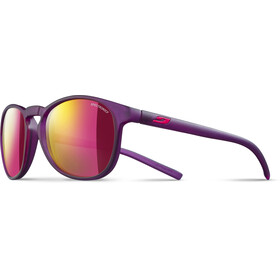 Julbo Junior 10-15Y Fame Spectron 3CF Sunglasses Matt Translucent Purple-Multilayer Pink